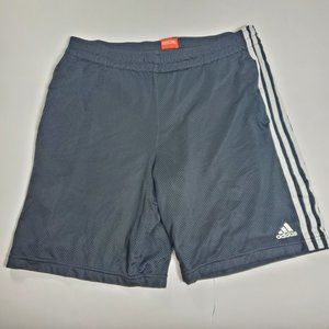 Adidas Mens Small Black Basketball Athletic Shorts